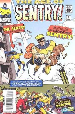 The Age of the Sentry (Comic Book) #4