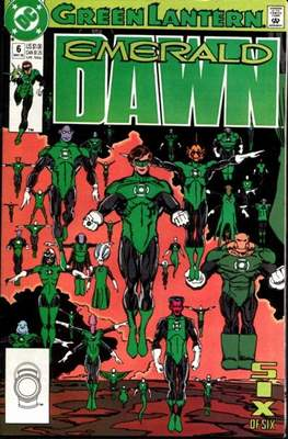 Green Lantern: Emerald Dawn (Grapa) #6