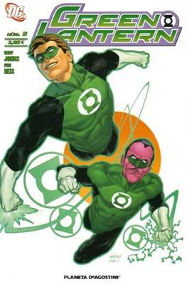 Green Lantern (2009-2012) (Grapa 72 pp) #2
