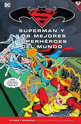 Batman y Superman. Colección Novelas Gráficas (Cartoné) #43