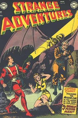 Strange Adventures (Comic Book) #18