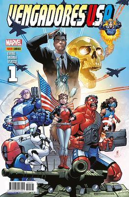 Vengadores USA (2017-2018)