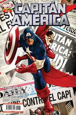 Capitán América Vol. 8 (2011-) #23