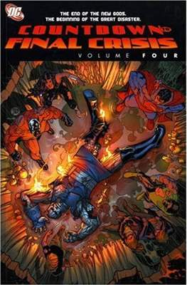 Countdown to Final Crisis (Softcover) #4