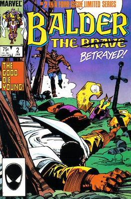Balder The Brave (1985-1986) #2
