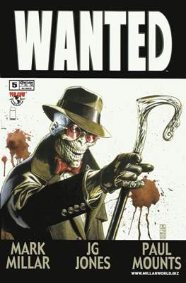 Wanted (2003-2005 Comic-book) #5