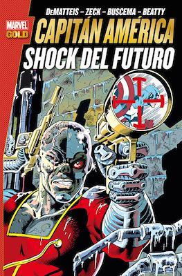 Capitán América. Marvel Gold #10