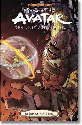 Avatar: The Last Airbender (Rústica) #9