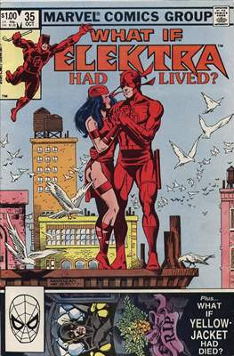 What If (Vol. 1 1977-1984) (Comic-Book) #35
