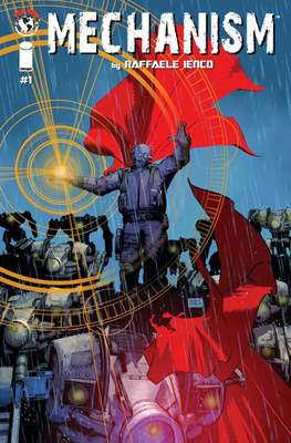 Mechanism (Comic-book) #1