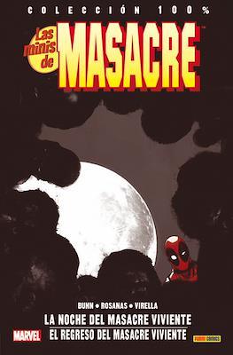 Las Minis de Masacre. 100% Marvel (Rústica con solapas) #4