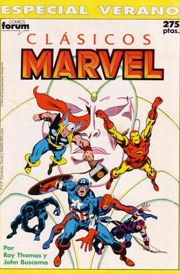 Clásicos Marvel (1988-1991). Especiales (Grapa. 64 páginas.) #5