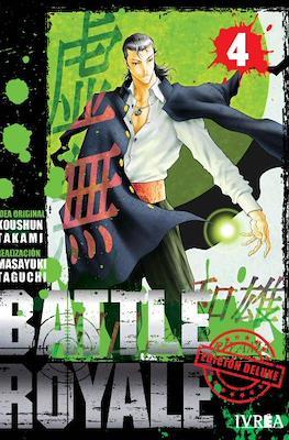Battle Royale (Edición Deluxe) (Rústica 400 pp) #4