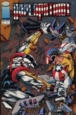 Superpatriot (Comic Book) #4
