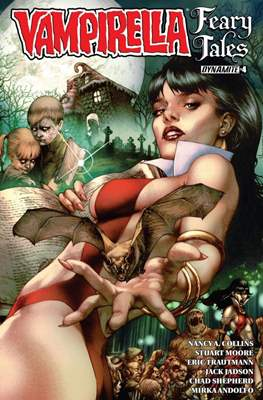 Vampirella: Feary Tales (Comic Book / Digital) #4