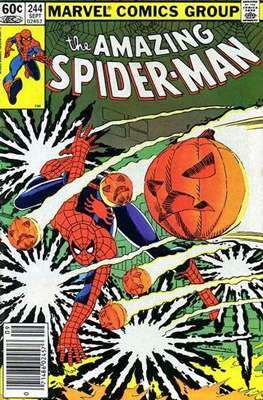 The Amazing Spider-Man Vol. 1 (1963-1998) (Comic-book) #244