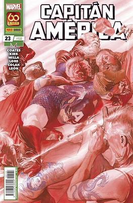 Capitán América Vol. 8 (2011-) #122/23