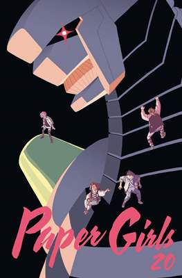 Paper Girls (Grapa 32 pp) #20