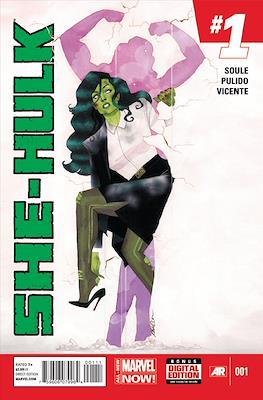 She-Hulk (2014-2015) (Comic-Book) #1