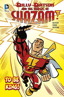 Billy Batson and the Magic of Shazam! (Hardcover 32 pp) #2