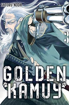 Golden Kamuy (Rústica con sobrecubierta) #3