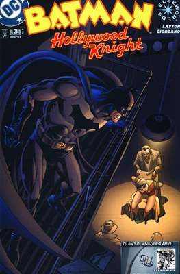 Batman Hollywood Knight (Comic Book) #3