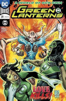 Green Lanterns Vol. 1 (2016-2018) (Comic-book) #39