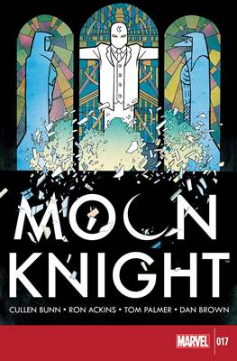 Moon Knight Vol. 5 (2014-2015) #17