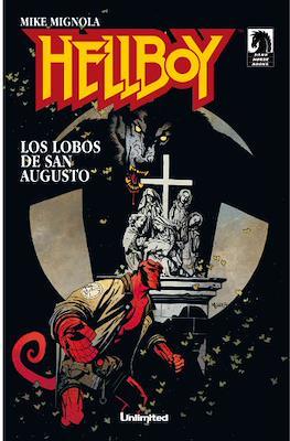 Hellboy #8