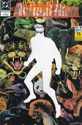 Animal Man (1989-1991) (Grapa 24 pp) #18