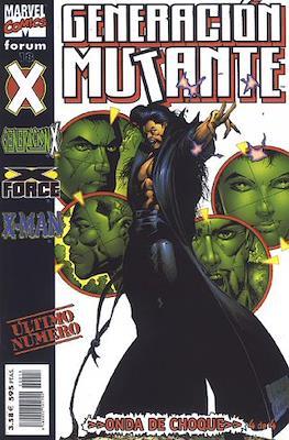 Generación Mutante (2000-2002) (Grapa. 17x26. 72 páginas. Color.) #18