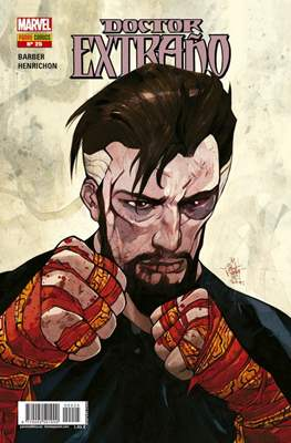 Doctor Extraño (2016-) (Grapa) #25
