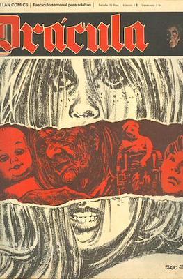 Drácula (Grapa, 20 páginas) #012