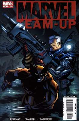 Marvel Team-Up Vol. 3 (Comic-Book) #19