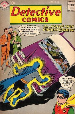 Detective Comics Vol. 1 (1937-2011; 2016-) (Comic Book) #268