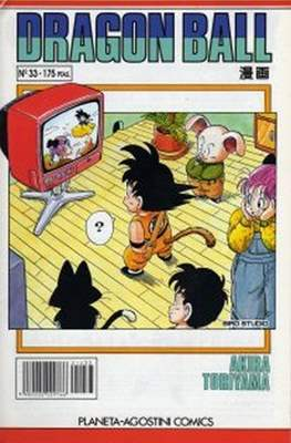 Dragon Ball (Grapa, blanco) #33