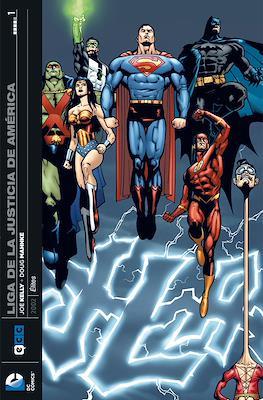 Liga de la Justicia de América: Elites. Línea Essentials #1