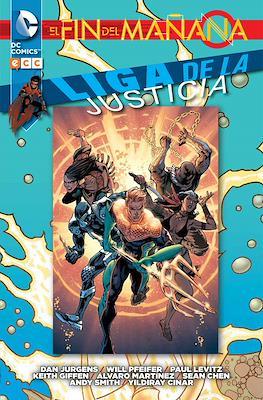 Liga de la Justicia: El fin del mañana (Rústica 136-96 pp) #2
