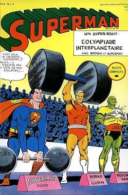 Superman l'homme d'acier / Superman avec Batman (Souple) #8
