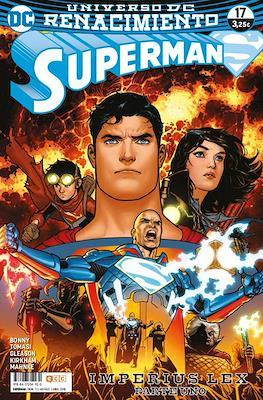 Superman. Nuevo Universo DC / Renacimiento (Grapa) #72/17