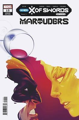 Marauders (Variant Cover) #15