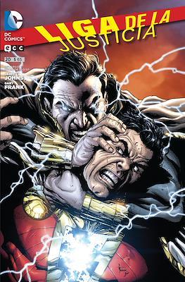Liga de la Justicia (Grapa) #20