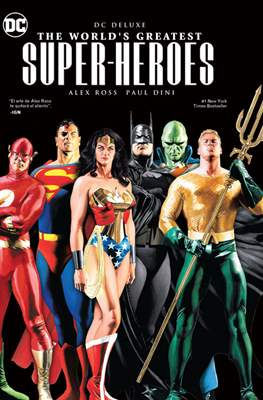 The World's Greatest Super-Heroes - DC Comics Deluxe