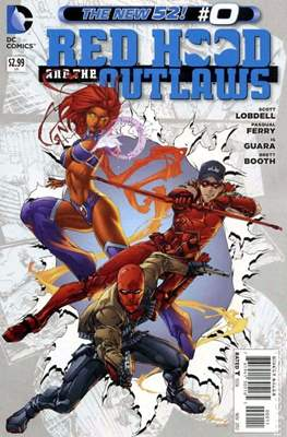 Red Hood and the Outlaws (2011-) New 52 (Comic-Book) #0