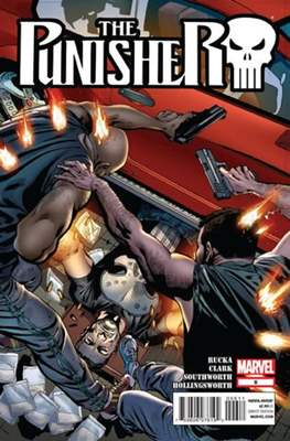 The Punisher Vol. 8 (Comic-Book) #6