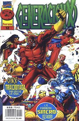 Generación-X Vol. 2 (1996-2000) (Grapa 24 pp) #12
