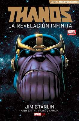 Thanos: La Revelación Infinita. Marvel Monster Edition