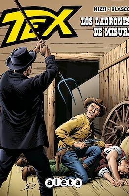 Tex (Cartoné, 192-240 páginas, B/N) #15