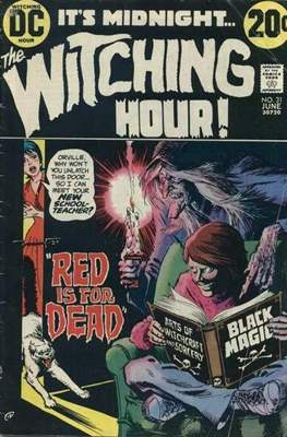 The Witching Hour Vol.1 (Grapa) #31