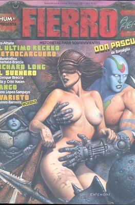 Fierro (1984-1992) (Grapa) #9